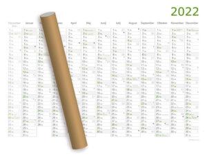 Letni stenski planer 2021